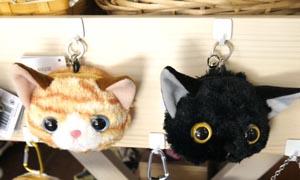 猫雑貨ポーチ