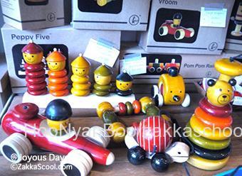 玩具と雑貨