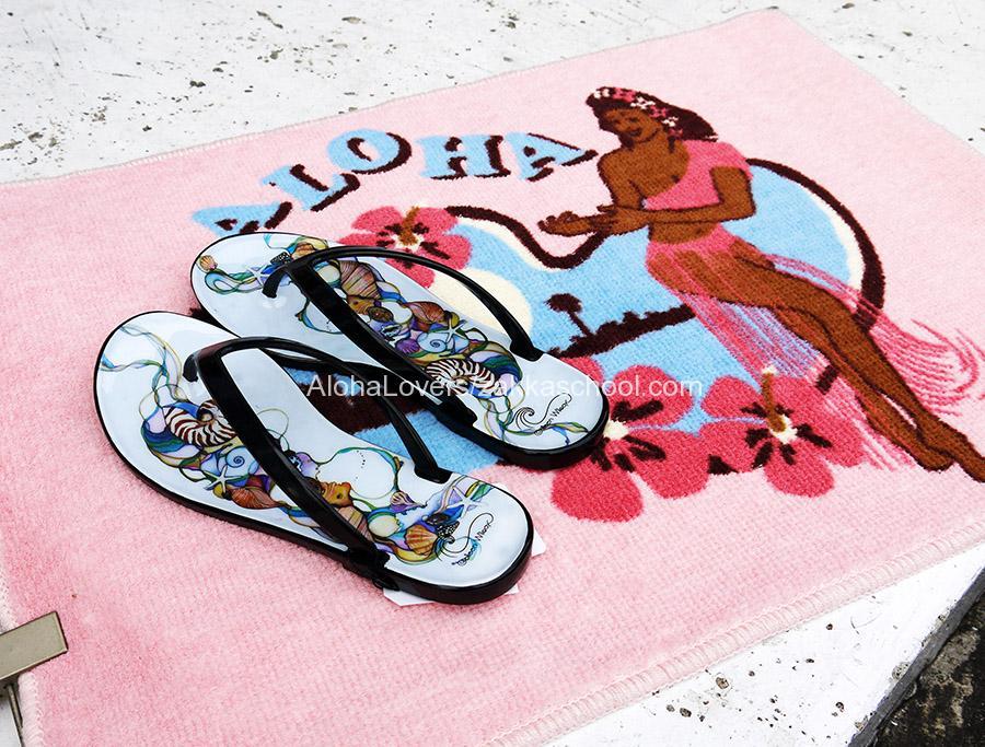 AlohaLoversのサンダル