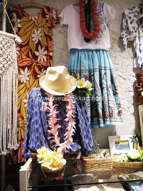 AlohaLoversファッションも